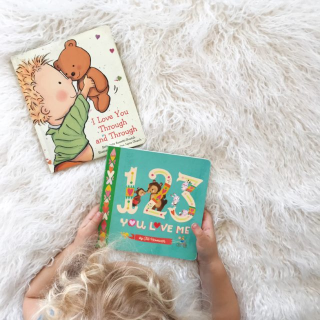 Books about love for the littlest hands